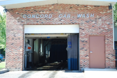 CONCORD CAR WASH, Home